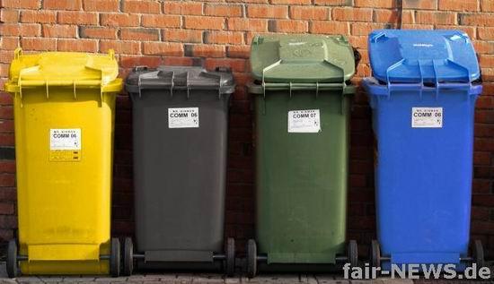 ökotipp Mülltrennung Umweltbrief